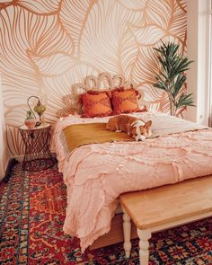60 Gorgeous Modern Bedroom Decor Ideas These trendy Home Decor ideas would gain you amazing compliments. Check out our gallery for more ideas these are trendy this year. Modern Bedroom Decor, Room Ideas Bedroom, Contemporary Bedroom, Bedroom Inspo, Bedroom Colors, Bed Room, Dorm Room, Contemporary Style, Kids Bedroom
