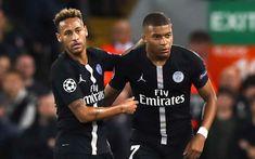 70dc0d04619 PSG-Liverpool   feu vert pour Neymar et Mbappé