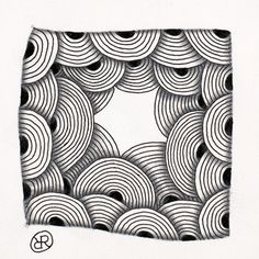 zentangle-design-tile