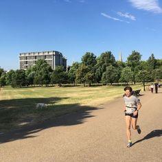 London, Running, Keep Running, Why I Run, London England