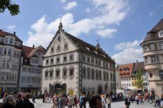 Ravensburg, Germany. I've visited many times. Always a delight.