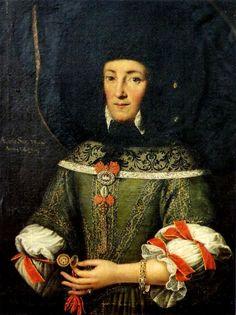 Maria Mohr nee Flecktenstein
