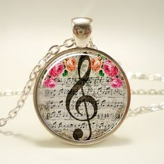 I found 'G-Clef Necklace, Music Note Jewelry' on Wish, check it out!