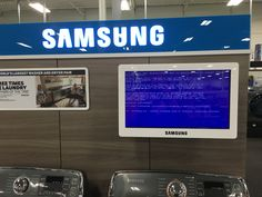 Not even Samsung can escape the BSOD #bsod #pbsod