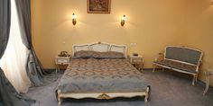 Garsoniera Grand Hotel, Bed, Room, Furniture, Home Decor, Bedroom, Decoration Home, Stream Bed, Room Decor