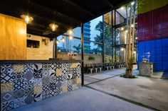 Gallery of Ccasa Hostel / TAK architects - 7