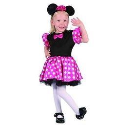 Minnie Mouse kostuum #minniemouse #minnie #minniemousejurk #muizenpak