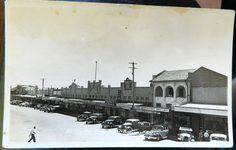 River street Ballina..1930's -  1940's