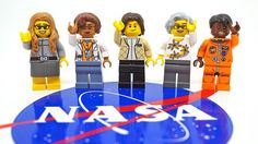 Hidden Figures will become Lego figures to teach little girls everywhere that NASA would be nothing without women | qz.com