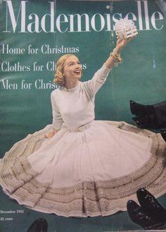 Mademoiselle Magazine Cover 1951