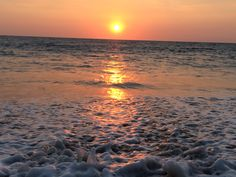 sunset in Phangnga , Thailand