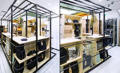 PORTER STAND store by Yoshida & Co, Tokyo   Japan bags