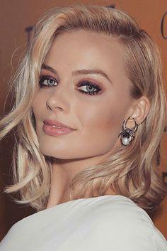 Margot Robbie makeup