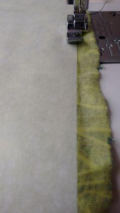 Jersey: Backpapier gegen eingerollte Kanten und Verrutschen