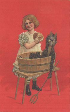 Krampus.com :: home of the holiday devil :: Krampus Gallery - via http://bit.ly/epinner
