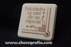 chocolate blanco ocasiones especiales