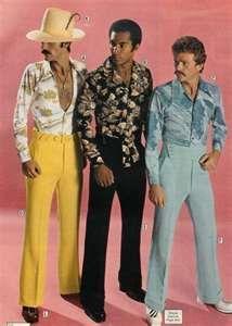 Angels Flight, disco pants