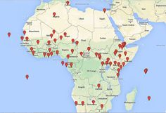 Nick Turse on How Secret U. Drone Outposts Create Ill Will in Countries Across Africa. In Part 3 of our interview, journalist Nick Turse talks about his new investigation into secret U. drone outposts across Africa. Horn Of Africa, Africa Map, Us Military Bases, All About Africa, Global Conflict, Mombasa, Best Kept Secret, Sierra Leone, Seychelles