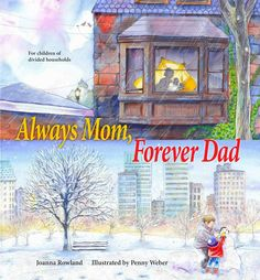 Cover Reveal: Always Mom, Forever Dad Cover Reveal! by Joanna Rowland