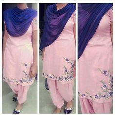 Punjabi Suit♡♡♡ Pinterest:@reetk516