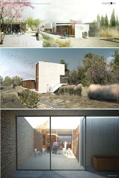 EPTAGONIA AGRICULTURAL HERITAGE MUSEUM on Behance