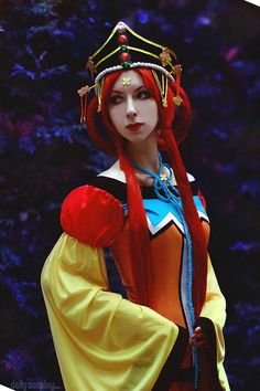 Princess Kakyuu 火球皇女 from Sailor Moon 美少女戦士セーラームーン