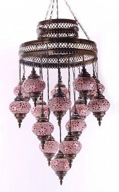 Светильник Мозаика на 15 плафонов 15105-H