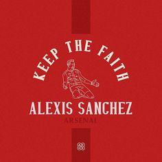 -  믿으니까 되네. (98'goal, vsBurnley)  -  keep the faith  -  -  #alexissanchez #sanchez #산체스  #arsenal #gunners #아스날#거너스 #casual #football #culture #brand #typography #illustration #design #graphic #logo #futbol #futsal #graffiti #emblem #풋살 #스포츠 #축구 #축덕 #취미 #그래피티 #타이포그래피 #일러스트 #디자인 #그래픽 #로고 #엠블럼 #브랜드