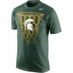 Nike Michigan State Spartans Net T-Shirt