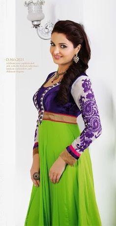 Monica Bedi Suits – Unstitched « Indian Designer Sarees Suits Dresses