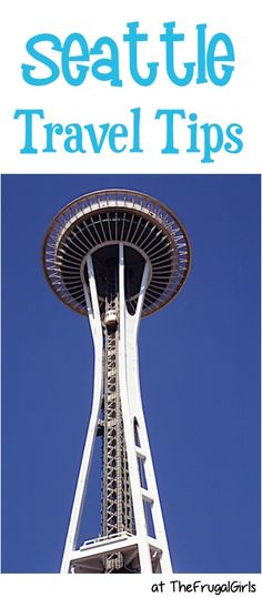 30 Fun Things to See and Do in Seattle, Washington! ~ from TheFrugalGirls.com ~ you'll love these fun travel tips for your next trip to the beautiful Pacific Northwest! #thefrugalgirls