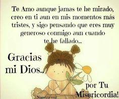 Gracias mi Dios.!!!