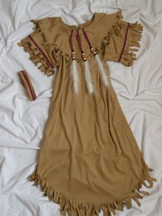 Native American Girl Indian pretend dress up fun by MainstreetX, $45 ...