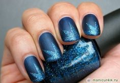 Nails art design: Fashion nails autumn-winter 2012-