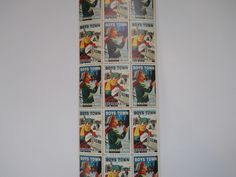 Father Flanagan's Boys Home. Boys Town, Nebraska  1971 Annual Seal Stamp
