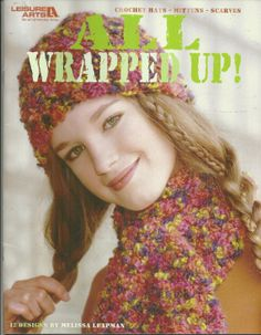 Hats Mittens and Scarves Crochet Pattern Book by debspatterns55, $4.00 Use the coupon code BUY15GET2 to receive $2 off any purchase of $15 or more.
