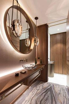 32 the best recommended bathroom design for now 1 Bathroom Lighting Design, Washroom Design, Toilet Design, Bathroom Interior Design, Wc Design, Design Ideas, Modern Bedroom Design, Luxury Interior Design, Luxury Toilet