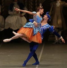 Ratmansky's Sleeping Beauty in Milan casts its magic spell   -  Vittoria Valerio and Angelo Greco in The Sleeping Beauty – photo by Brescia and Amisano, Teatro alla Scala 2015