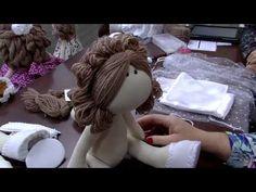 Mulher.com 10/04/2015 - JO CRUZ BONECA NOIVINHA PT1 - YouTube
