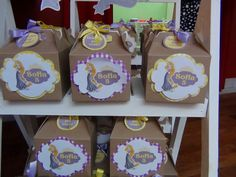 SD Eventos: RAPUNZEL Candy Bar Rapunzel Tangled birthday party Golosinas personalizadas Mesas temáticas Cajitas golosineras Party favors
