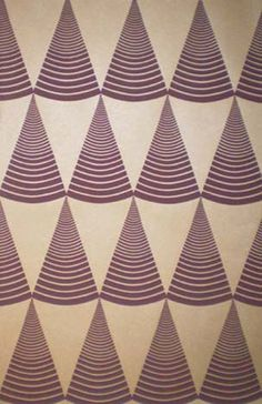 Studio Printworks Cones Wallpaper
