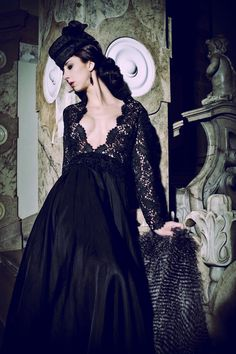 Enchanted of this dress Universitä Awards, Goth, Victorian, Enchanted, Salzburg, Black, Dresses, Style, Fashion