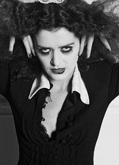 Magenta from the Rocky Horror Picture Show