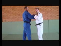 Judo Basics - Getting a reaction Part 1