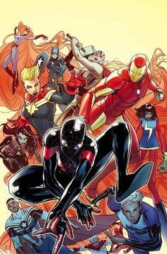 Spider-Man #9 - Sara Pichelli