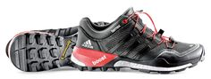 These new adidas Terrex Boost trail running shoes look like they could be my next trail shoes...