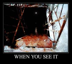 When you see it . made me jump lol Creepy Pictures, Funny Pictures, Hilarious Photos, Hilarious Stuff, Lol, American Horror Stories, When U See It, Funny Jokes For Adults, Creepy Stories