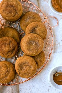 Brown Butter Biscoff Snickerdoodles Crazy Cookies, Yummy Cookies, Christmas Cooking, Christmas Desserts, Holiday Treats, Delicious Cookie Recipes, Sweet Recipes, Brownie Recipes, Biscoff Cookie Butter