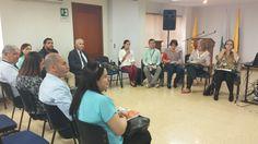 @Escolmeeduco Nuestra Dirección de Investigación se reúne hoy con Redcolombia Educación a distancia