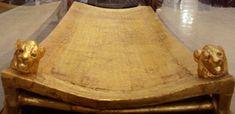 Tutankhamun's bed (Cairo Museum) - Platform bed - Wikipedia, the free encyclopedia